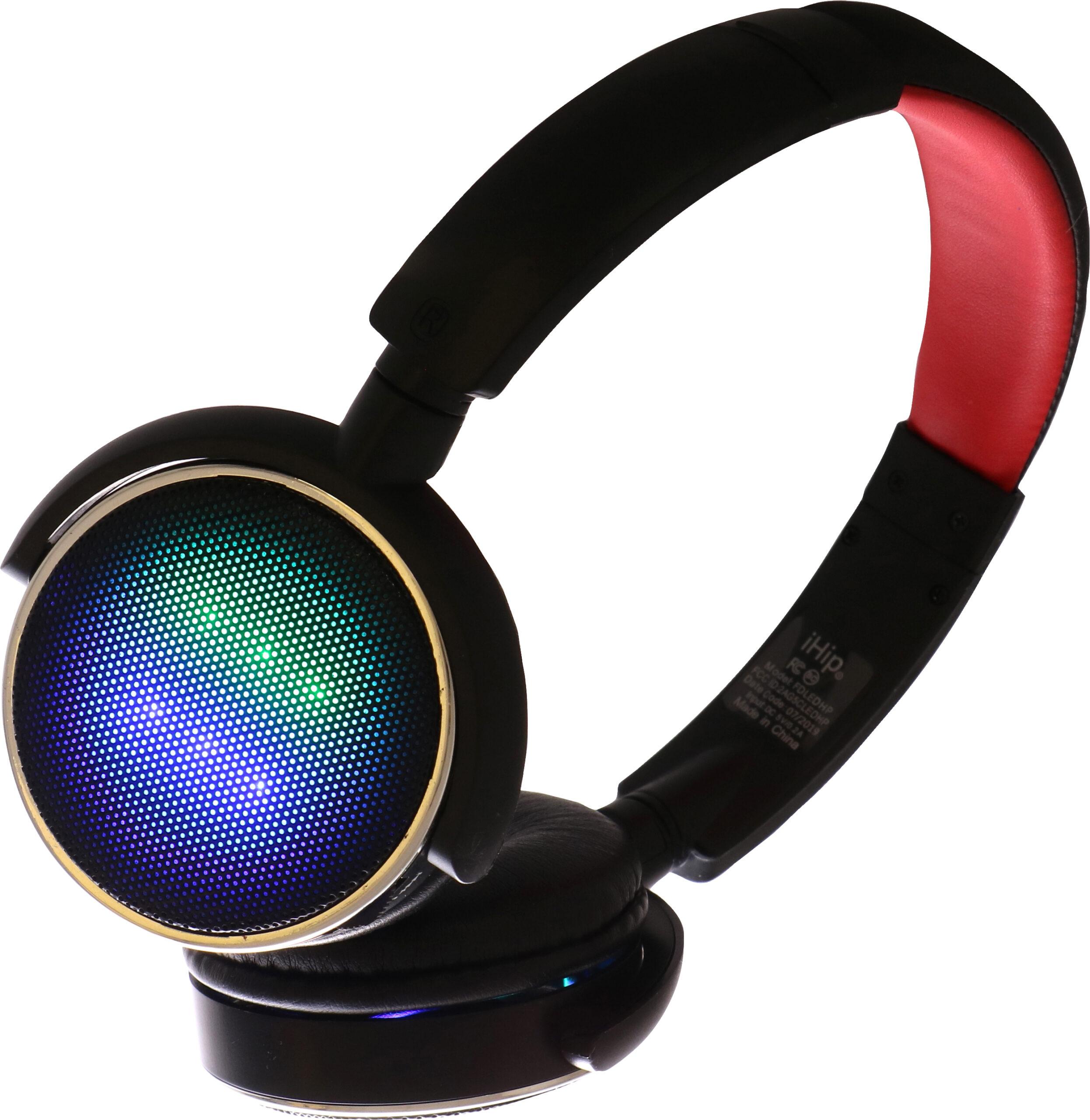 Headphones eCommerce Product Image