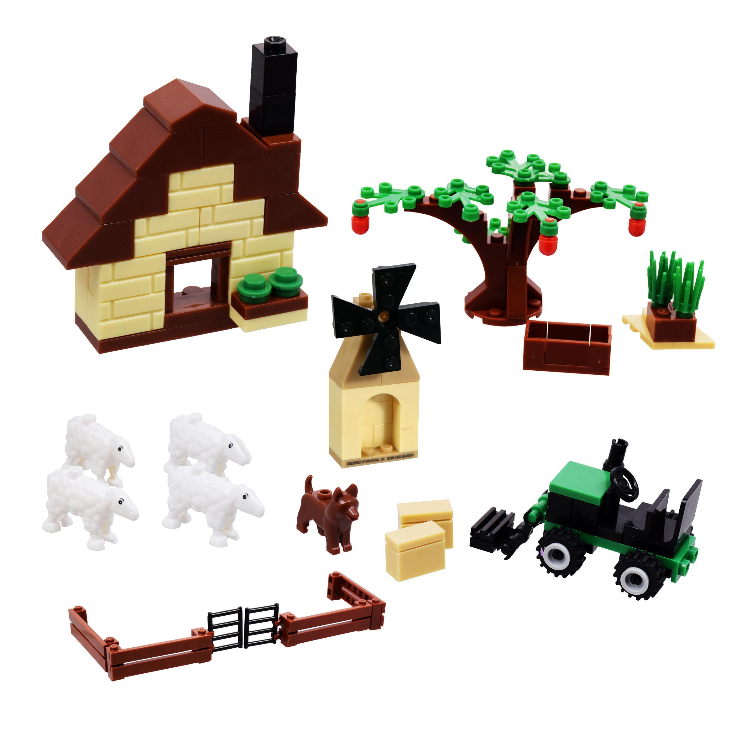 Lego Set Assembly Image